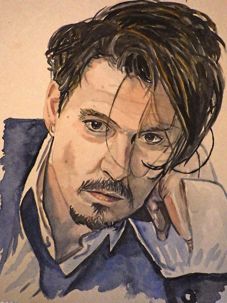 Johnny Depp by g1adina87